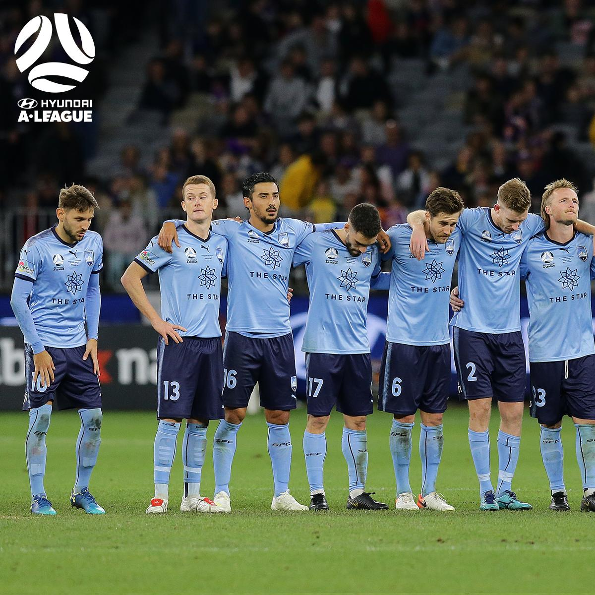 What a night for @SydneyFC.  #ALeagueGF