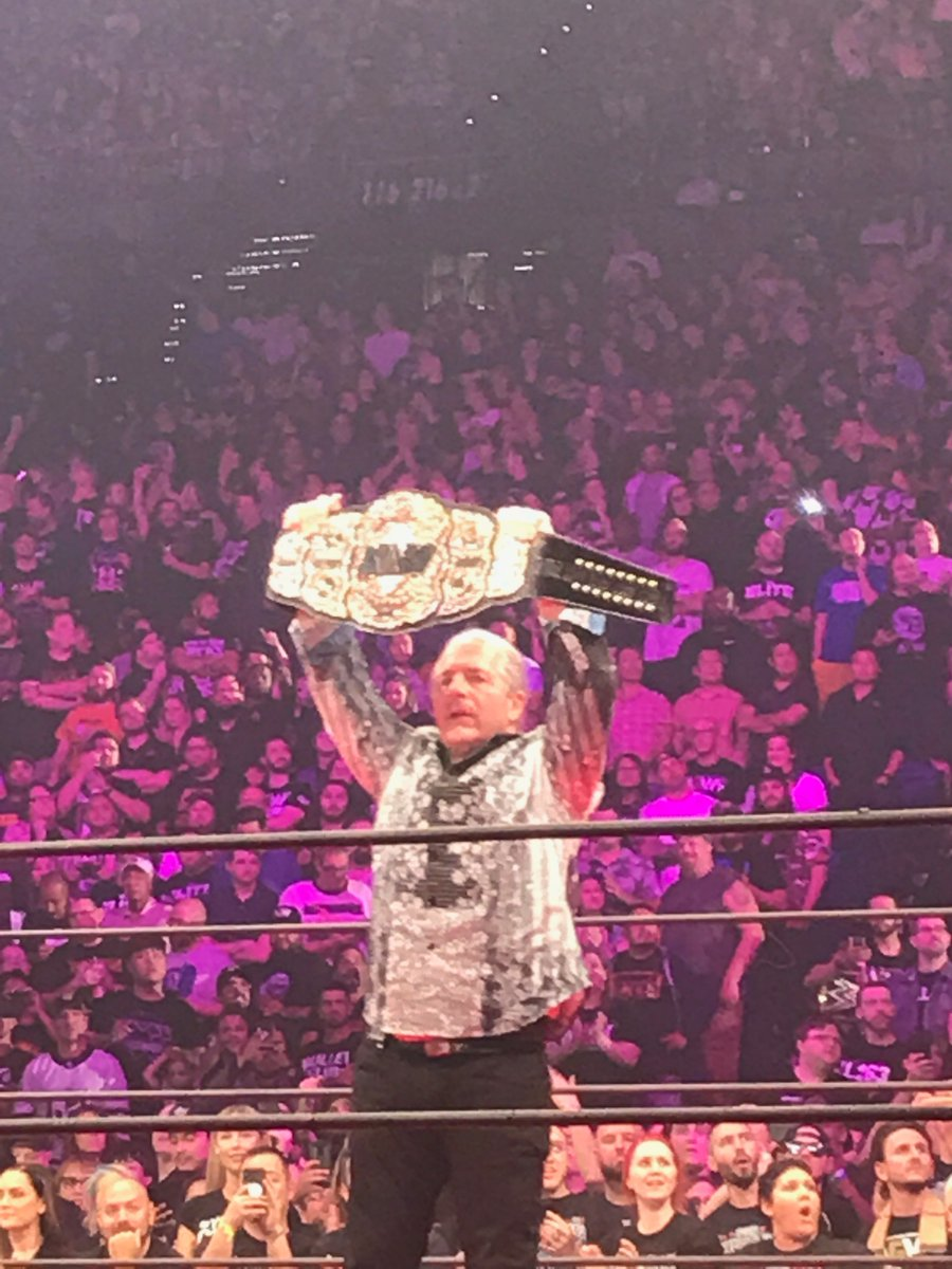 .@AEWrestling, any chance we can wear that championship belt the next time someone says our cooking is just as good as grandma's? #WinnerWinnerChickenDinner #AEWDoN #AEWDoubleOrNothing #BiscuitParty