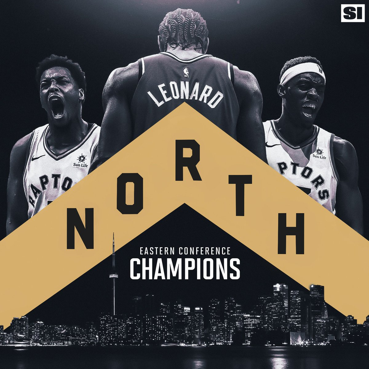 The Raptors advance to their first-ever NBA Finals!