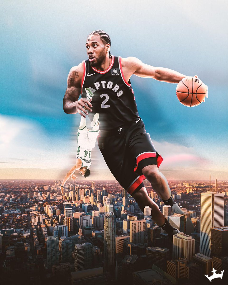 Views from Game 6.  The @Raptors are headed to the #NBAFinals for the first time in franchise history.