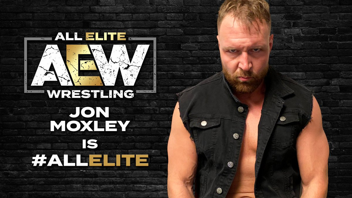 More On Jon Moxley Joining All Elite Wrestling, When Is His In-Ring Debut?