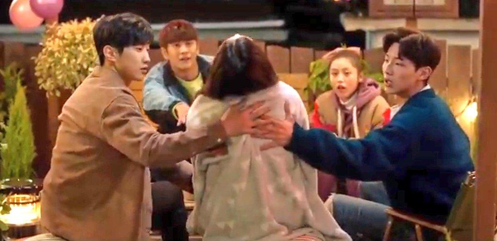 A must watch Korean drama  💖 #BecauseItsMyFirstLove