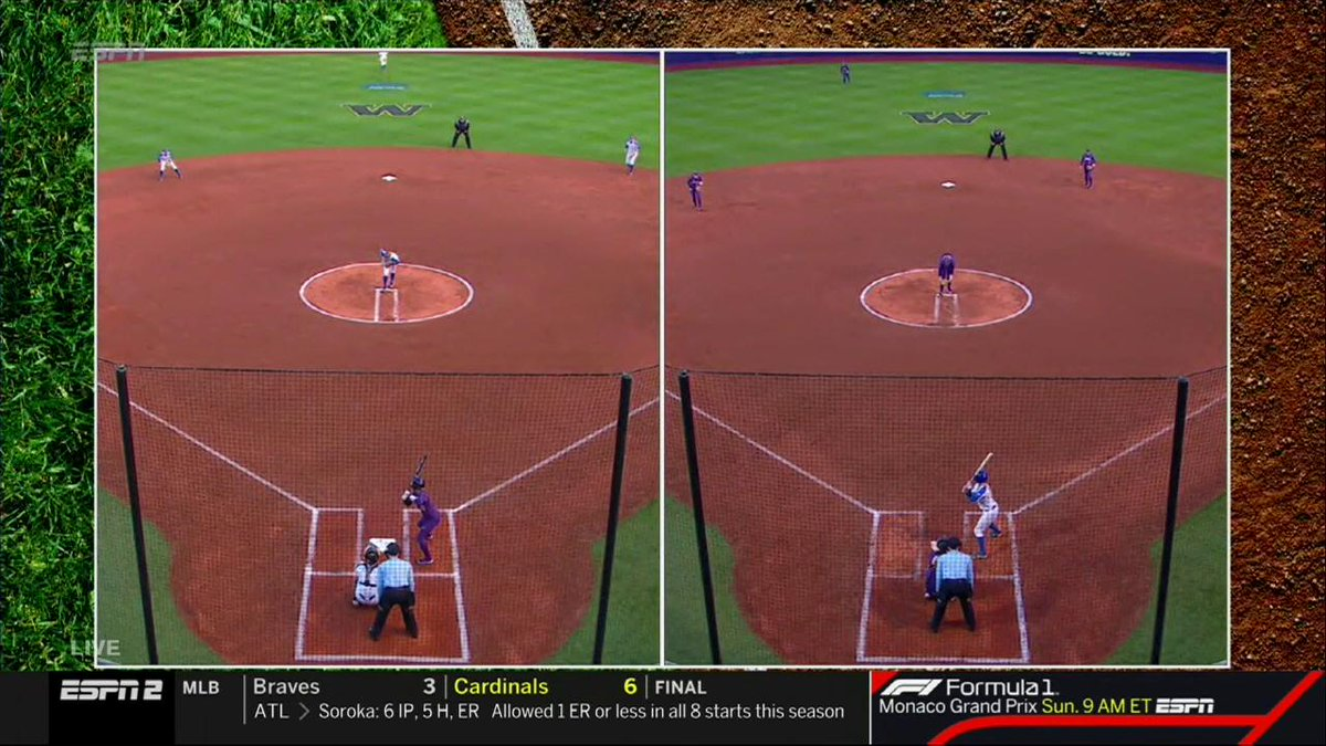 NCAA Softball's photo on Sis Bates