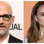 Image for the Tweet beginning: Moby apologizes to Natalie Portman