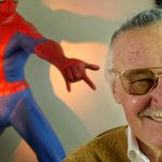 Image for the Tweet beginning: Stan Lee's ex-manager arrested for