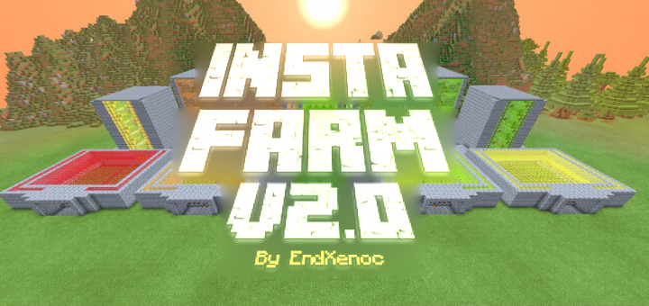 Insta Farms V2 0 Function Pack - Updated! - https://mcpedl