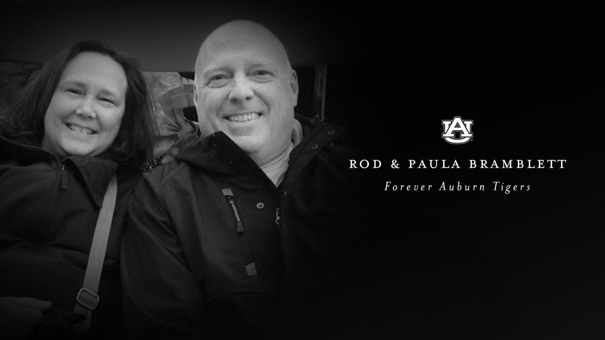 Auburn Tigers's photo on Rod and Paula Bramblett