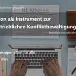 """Image for the Tweet beginning: Teilnehmer für Online-Studie gesucht!  Thema: """"Mediation"""