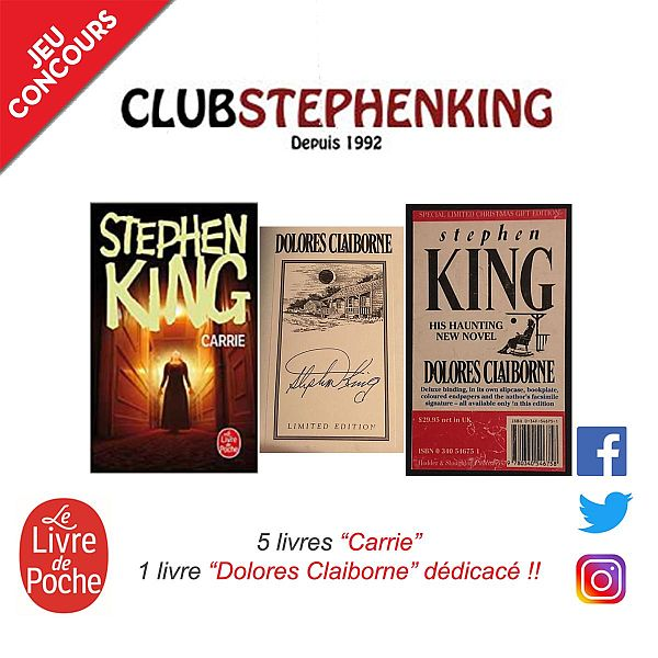 Club Stephen King 🎈's photo on Helio