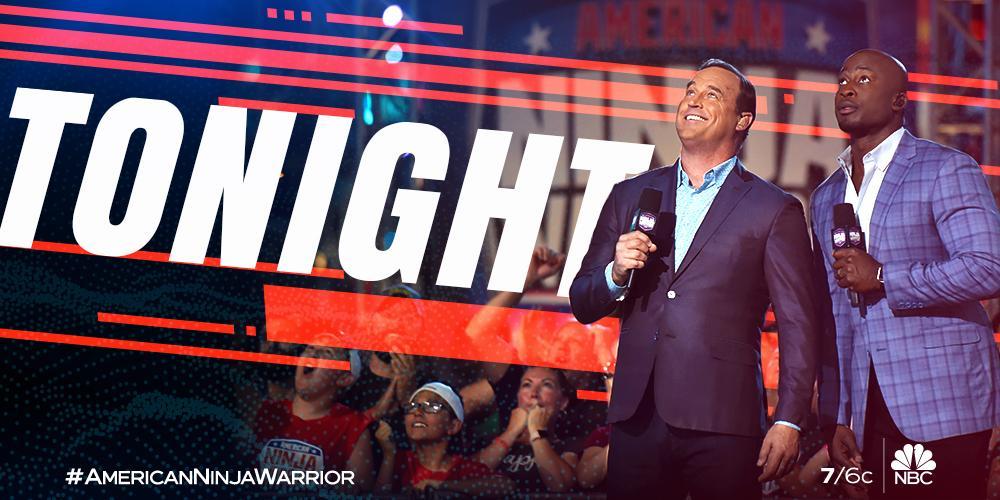 Ninja Warrior's photo on #AmericanNinjaWarrior