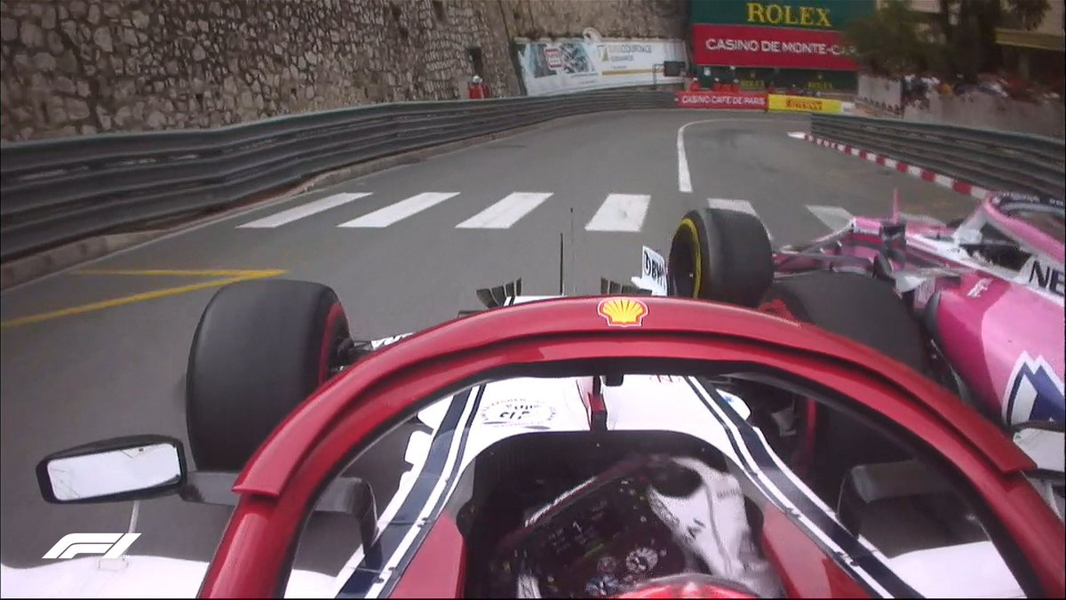 Monaco Grand Prix - Race result