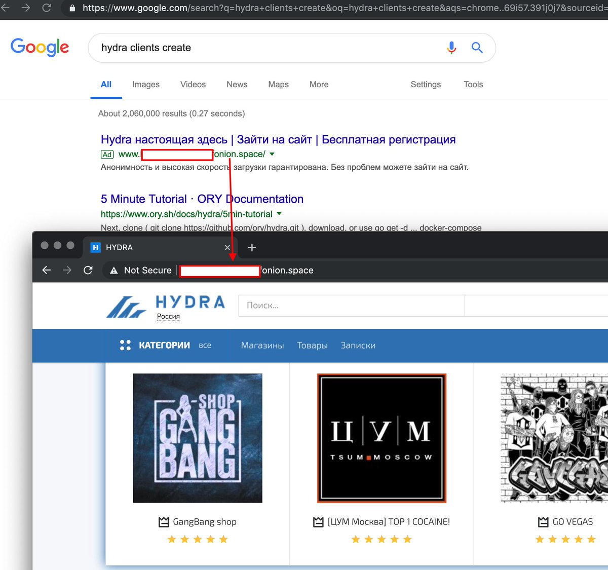 браузер тор на windows gidra