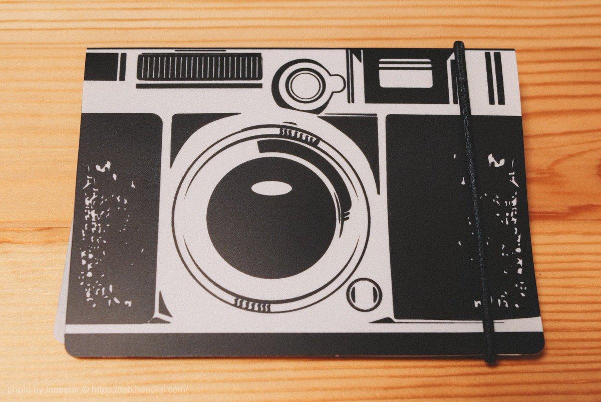 test ツイッターメディア - キャンドゥのチェキ用アルバムがカメラ柄で可愛かったので買ってきた。  #変デジ研究所 #チェキ #100円ショップ #キャンドゥ  やっぱりカメラモチーフの商品を見かけると…条件反射的に買ってしまいますね(笑)  ✅詳しいレビューはこちら👇 https://t.co/Nf11NXCjmZ https://t.co/wDi5PwLNCU