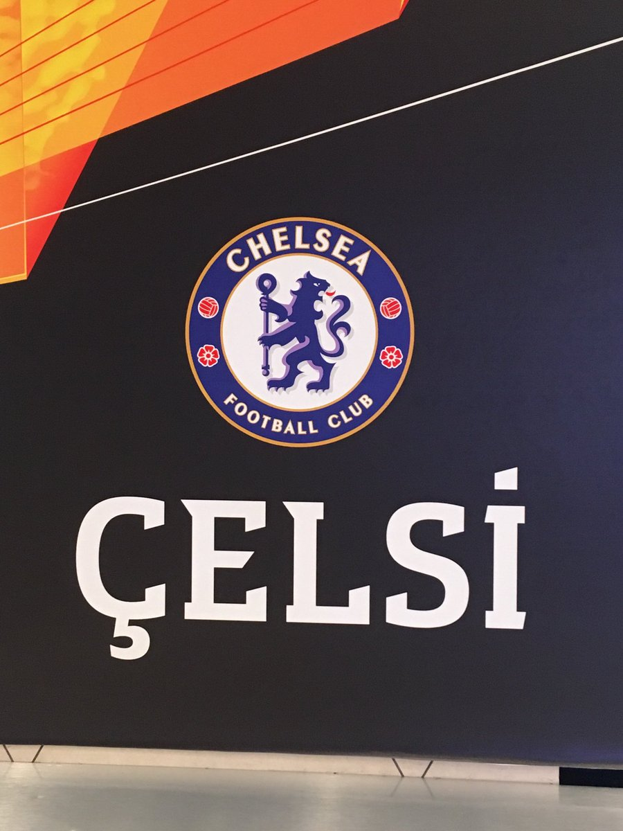 Just in case you're wondering how to say Chelsea in Azeri.