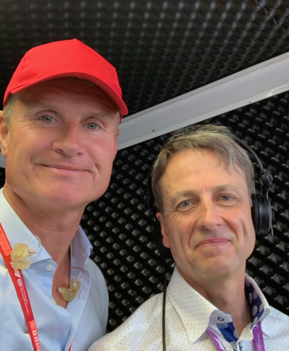 David Coulthard's photo on #MonacoGrandPrix