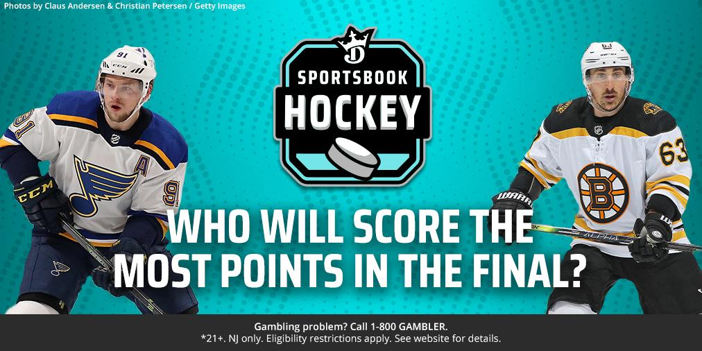 🚨GIVEAWAY🚨  What player will score the most points during the #StanleyCup Final?  1. RT 2. Follow @DKSportsbook  3. Reply with #DKHockey & the answer  2 randomly chosen right answers have a shot at $50 DK Dollars.  T's & C's: https://dkng.co/2VMb8S0