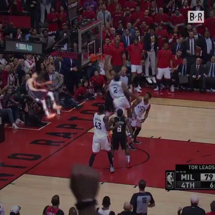 Kawhi took Giannis' soul in Game 6