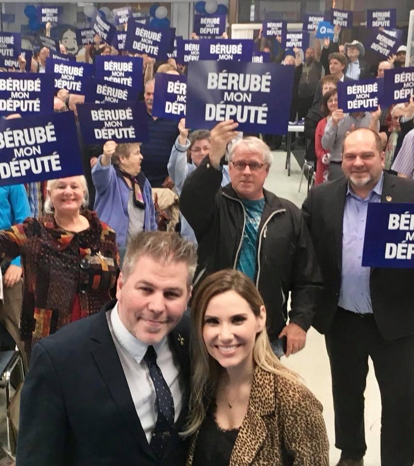 pretty nice 60478 d4db2 Je suis privilégié de pouvoir compter sur l organisation locale la plus  redoutable au Québec. Nous avons obtenu le soutien de près de 70 % des  électeurs ...