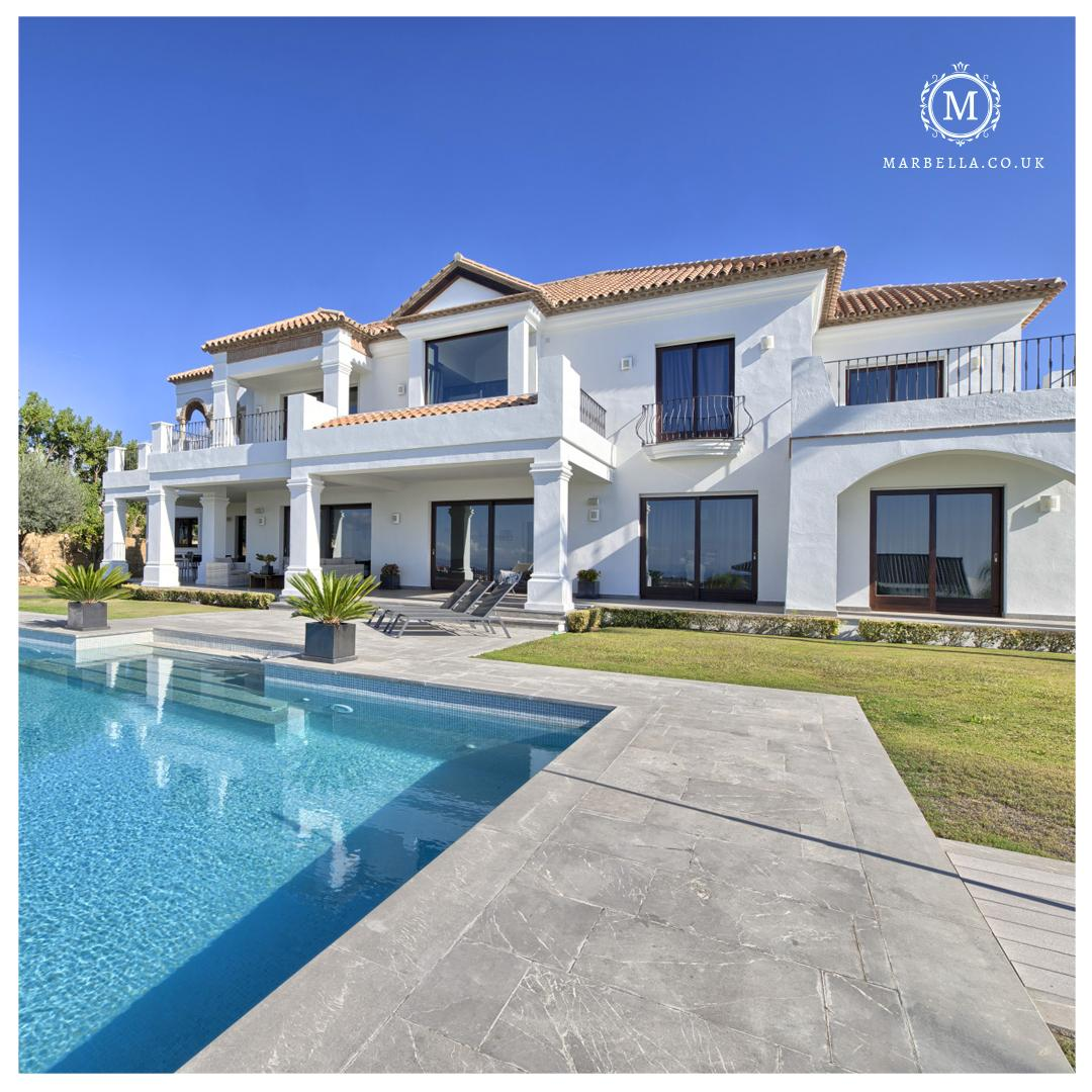 Marbella Co Uk On Twitter For Golf Lovers This Superb Villa With Exceptional Sea Views Is Perfectly Located In Los Flamingos Golf Resort With Access To 3 Golf Courses The Tramores Golf Academy And