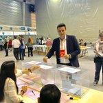 Image for the Tweet beginning: El candidato de #Ciudadanos a