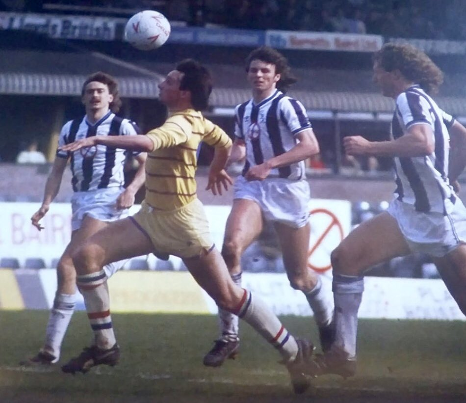 "Want my CHELSEA back on Twitter: ""1985, 1-0 away win at WBA, King ..."