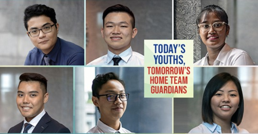 Kudos to the 56 recipients of the Home Team Diploma and ITE Sponsorship Awards!  Here are six of the many inspiring individuals who will keep Singapore safe and secure, telling you why they do what they do.   Read here: https://t.co/QW0EIie1sl https://t.co/cLQQyCX20j
