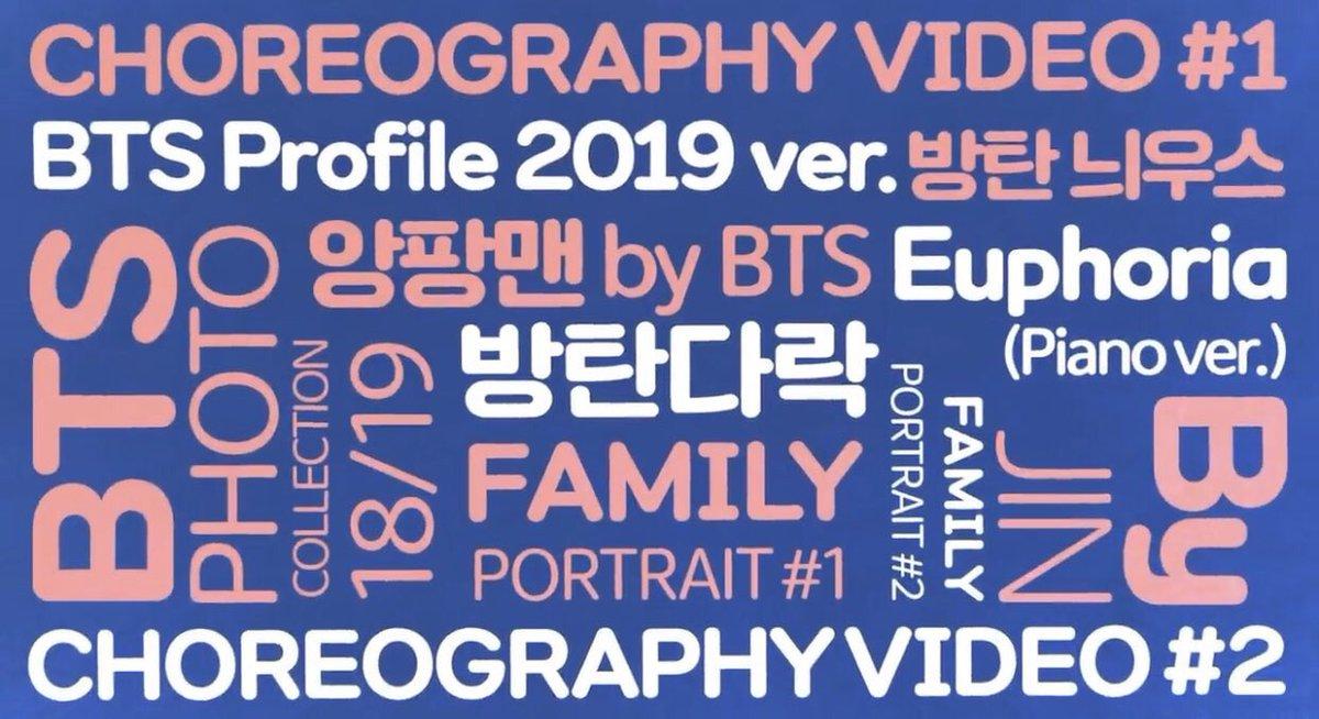 Bts festa 2019 eng sub