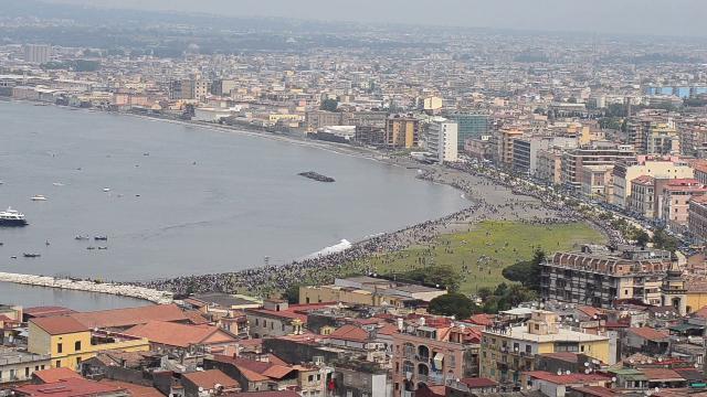 Varo della nave Trieste, 'onda anomala' sulla spia...