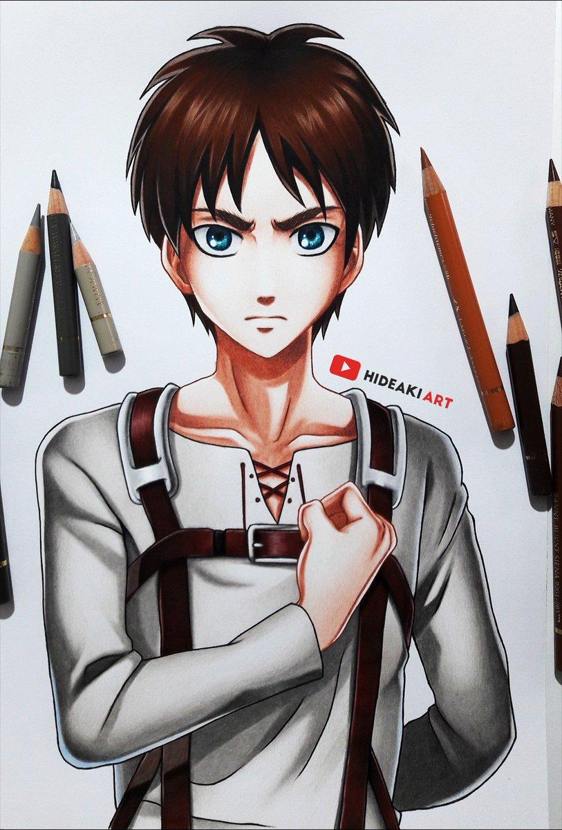 Hideaki Art Commissions Open On Twitter My Drawing Of