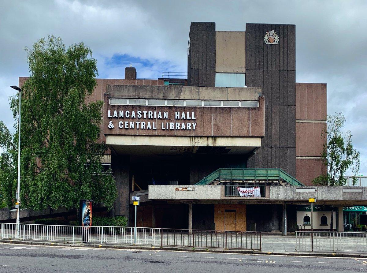 Tom Clarke On Twitter Lancastrian Hall Library Swinton M27