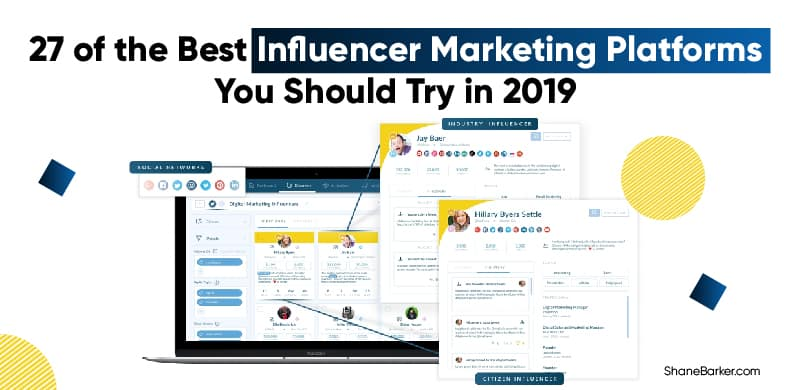 test Twitter Media - 27 of the Best Influencer Marketing Platforms You Should Try in 2019 https://t.co/gn4K88tM2E #socialmedia #digitalmarketing #contentmarketing #growthhacking #startup #SEO #ecommerce #marketing #blogging #infographic #deeplearning #ai #machinelearning #bigdata #datascience https://t.co/h93Cx66aX8