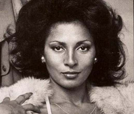 Happy Birthday to a true badass of cinema, and a forever crush of mine Pam Grier!