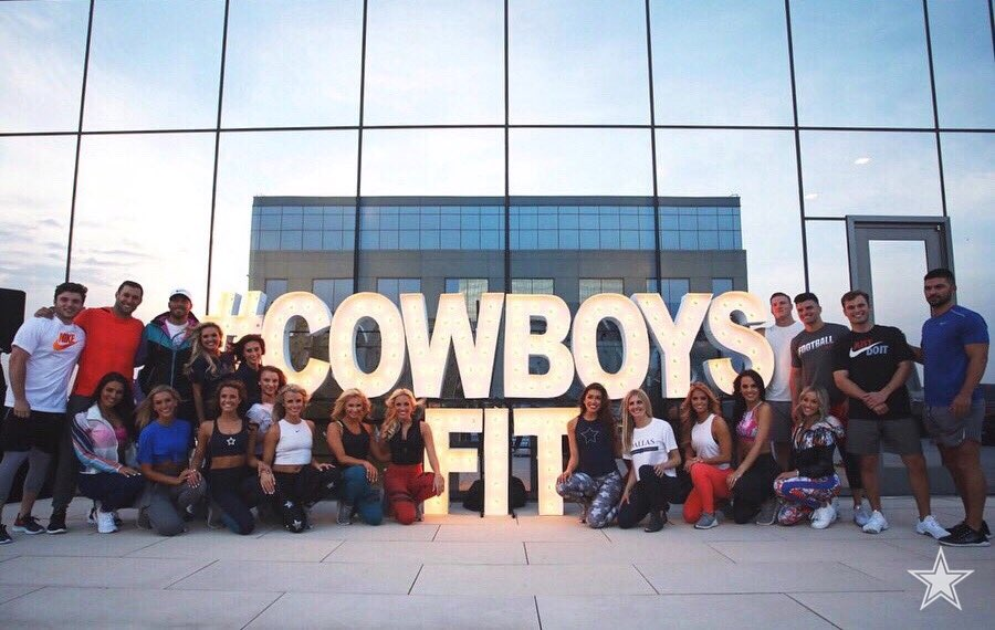 .@cowboysfit's 2 year anniversary celebration! ✔️  Thank you to everyone who came out last night. #CowboysFit
