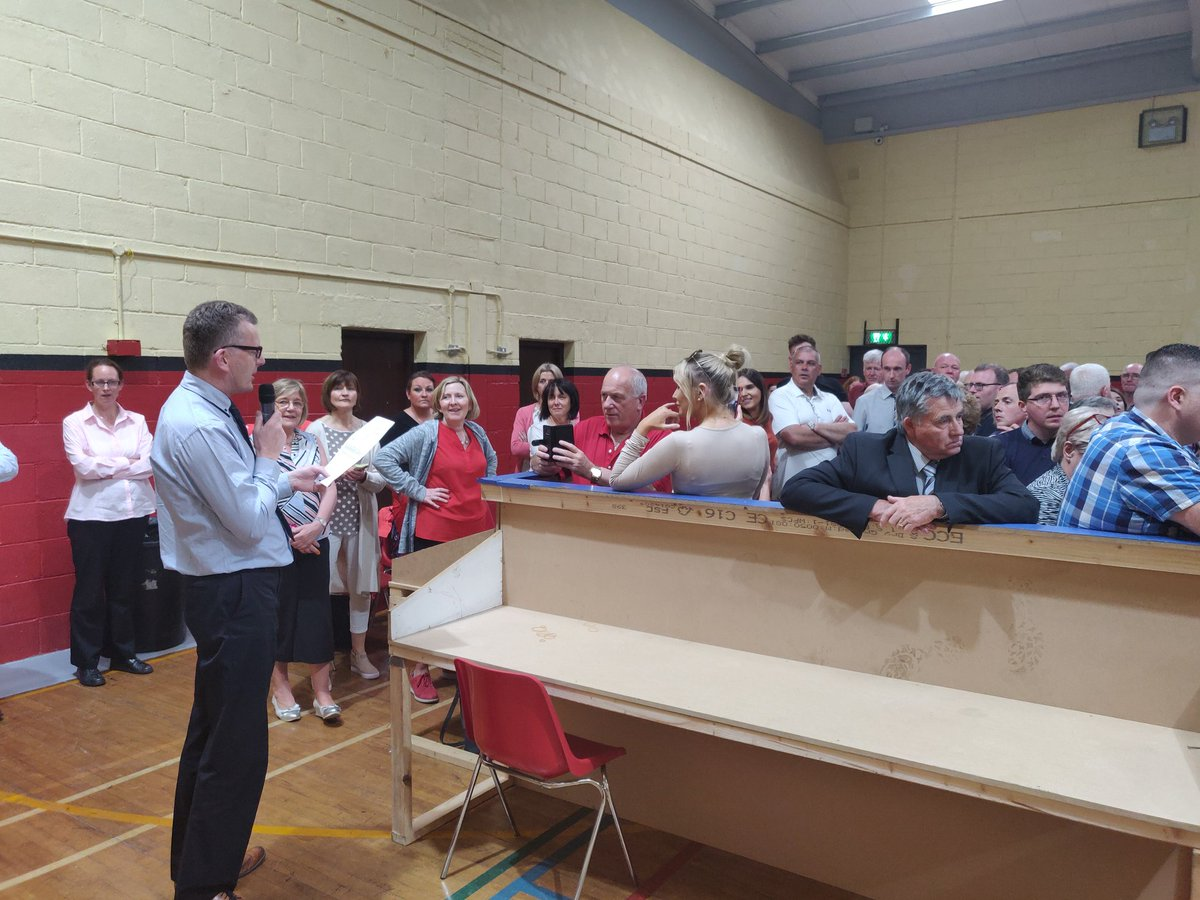 Congratulations to Johnnie Penrose who has been elected in Moate! 🌹