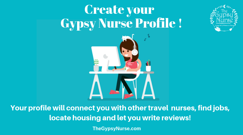 1db8e3aea0d Register NOW for the FREE Gypsy Nurse Tools made with you, the traveler, in  mind! Click here to get started: http://www.thegypsynurse.com/register ...