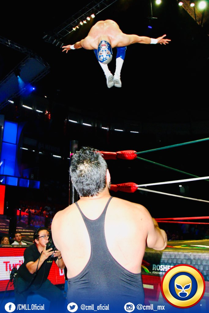 Una mirada semanal al CMLL (Del 23 al 29 de mayo de 2019) 8