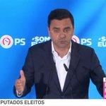 """Image for the Tweet beginning: """"O PS pediu uma vitória"""