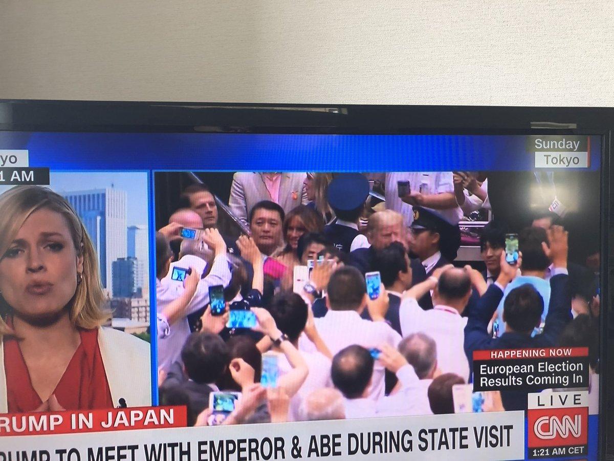 NHKは格闘技好きのトランプ大統領と報じています。本当にそういう事実は有るのでしょうか?プロレスに関わったのは不動産ビジネスの延長でした。CNNは大相撲より、天皇陛下に会う最初の首脳としての意味を語っています。