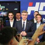 Image for the Tweet beginning: .@AndrejPlenkovic : HDZ je relativni