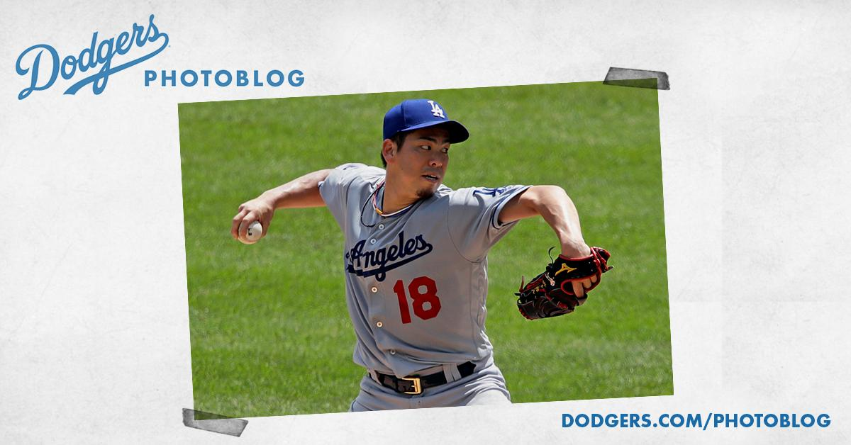 Check out all of the photos from today on the #Dodgers Photoblog: https://atmlb.com/2wkPAl9