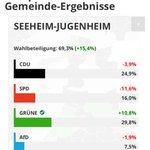 Image for the Tweet beginning: Auch meine Heimtgemeinde Seeheim-Jugenheim hat