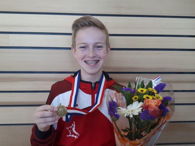 Jesse Olsthoorn 4-voudig Nederlands kampioen turnen https://t.co/8SvLnjY2yj https://t.co/mMe89ur80S