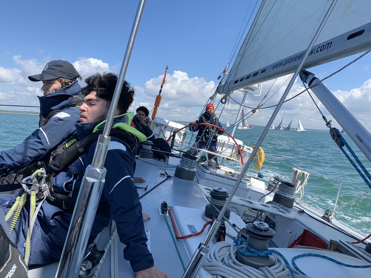 GCA Sailing (@GCASailingClub)