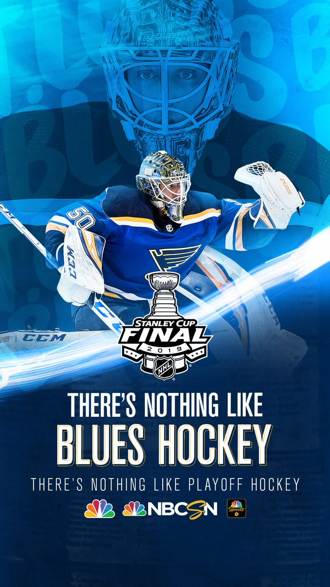 Nhl On Nbc On Twitter Get Your Phone Stanleycup Final Ready