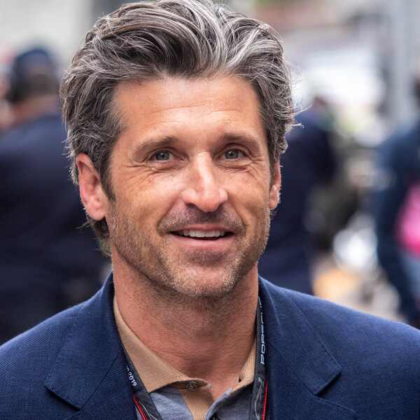 E News On Twitter Patrick Dempsey Is So Mcdreamy