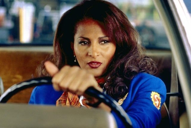 Happy Birthday to Pam Grier, the star of Quentin Tarantino s best film
