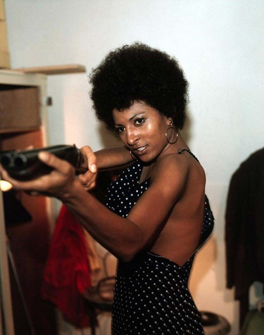Happy birthday to Grindhouse legend Pam Grier!