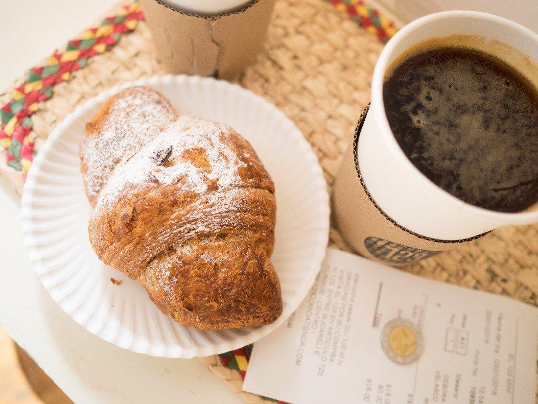 【パンのためのブレンド】伊勢丹新宿店「ISEPAN!」も今日が最終日。カフェテナンゴでは、パンと一緒に楽しむコーヒーを販売しています!皆様のご来場お待ちしています!#ISEPAN #イセパン #伊勢丹新宿店