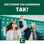Image for the Tweet beginning: Tak! #dkpol #eudk #ep19dk