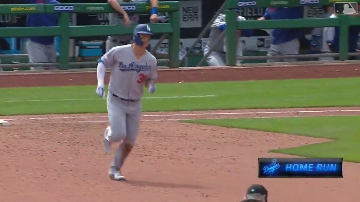 for @yungjoc650.Today's #Dodgers High-Flying Homers presented by @emirates: http://atmlb.com/2YQ28gM